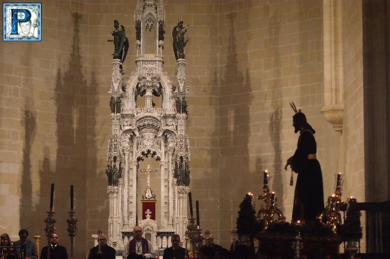 El Vía Crucis de Jesús Cautivo en imágenes. Por Lucas Álvarez