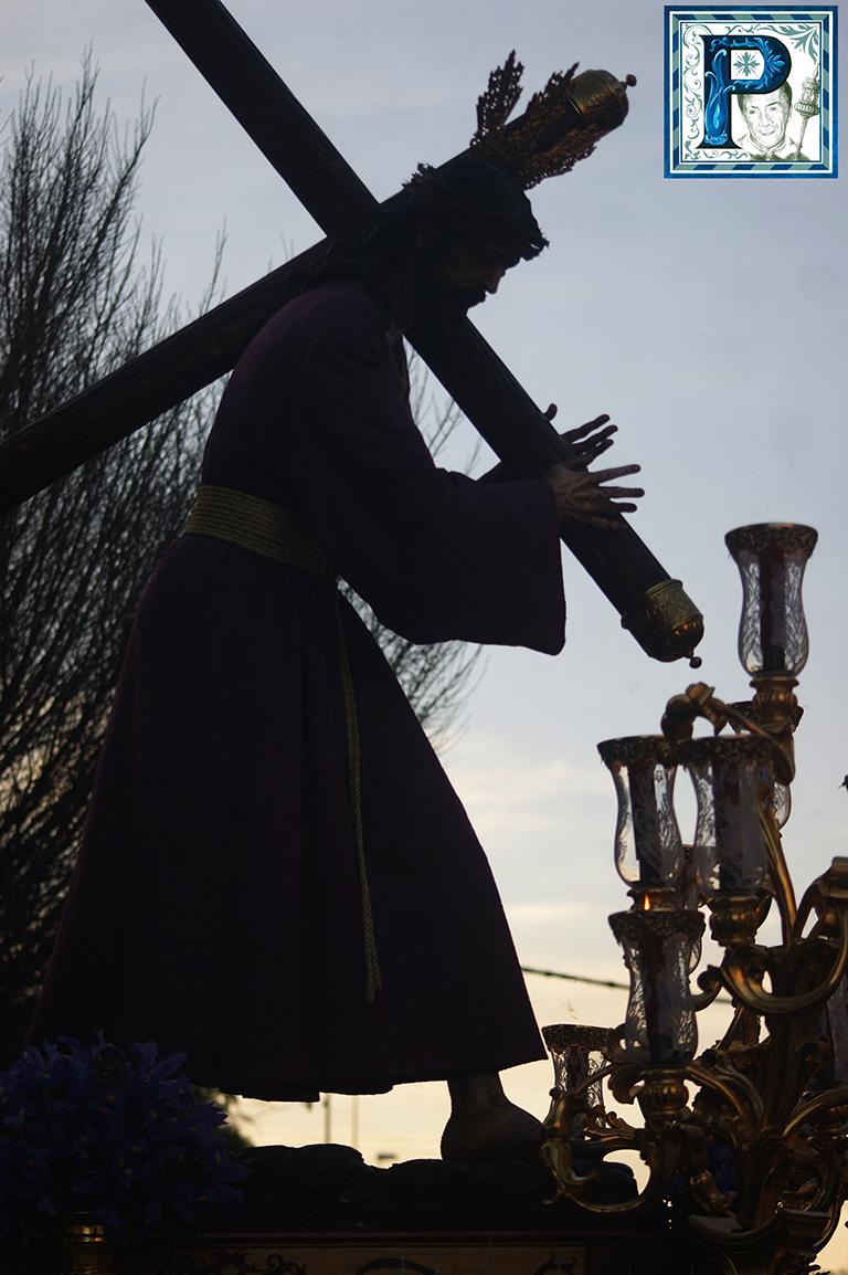 El Vía Crucis del Señor del Amparo en imágenes. Por Lucas Álvarez