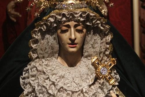 Tríduo a la Virgen de Salud y Esperanza en San Benito