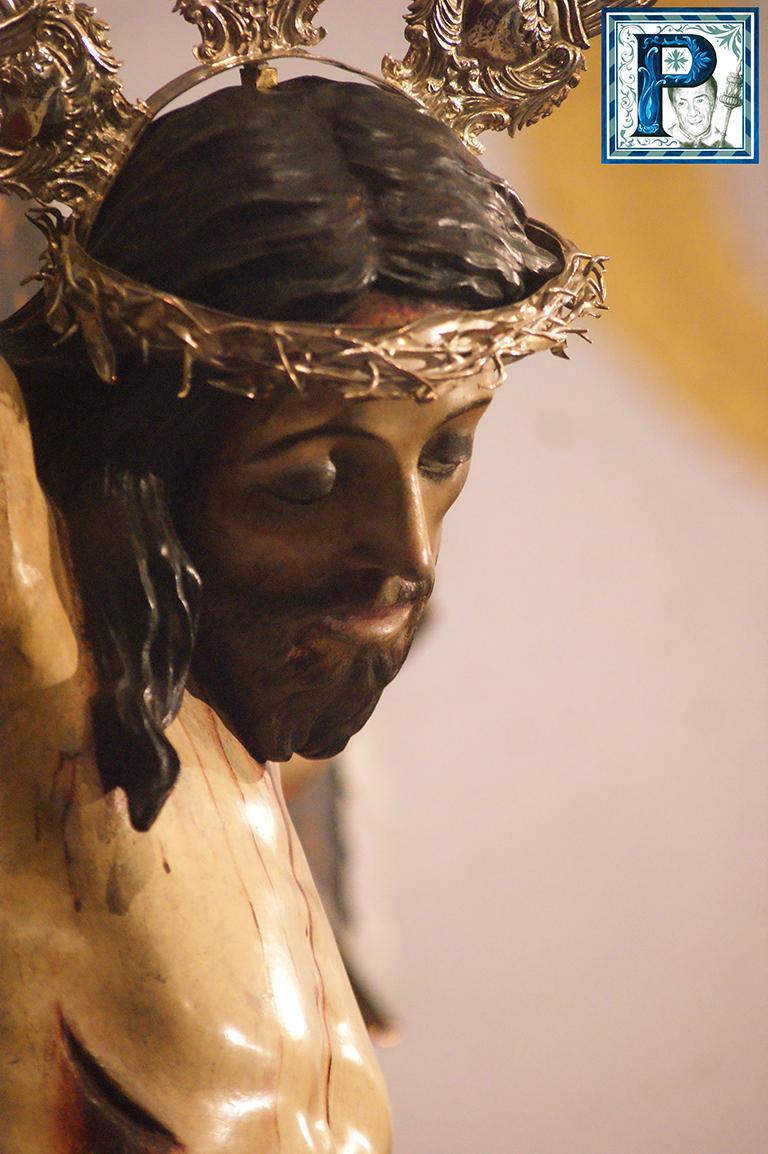Piedad y Tres Caídas celebran sendos Vía Crucis presididos por sus titulares