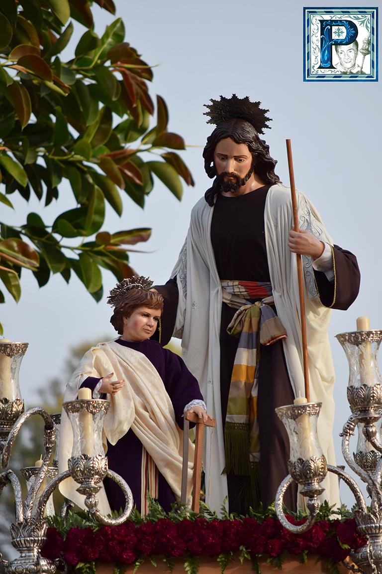 Las procesiones de San José en vídeo