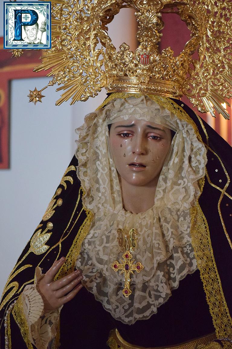 Rosario presidido por la Virgen de las Mercedes (SUSPENDIDO)