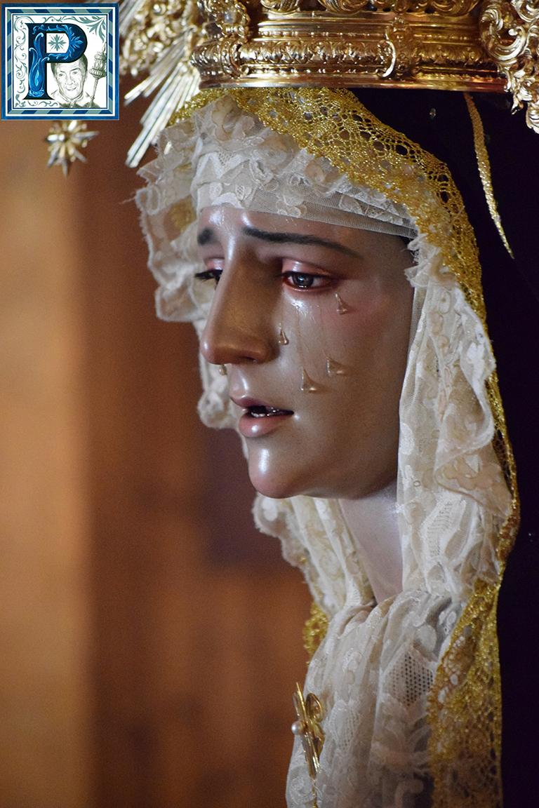 El Soberano Poder espera el visto bueno a la celebración del Rosario de la Aurora de la Virgen de las Mercedes