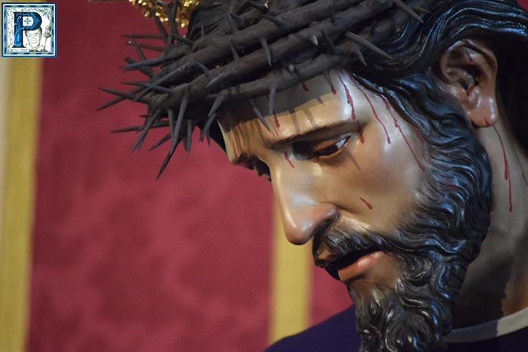 El Señor de la Entrega presidirá un Vía Crucis en Guadalcacín