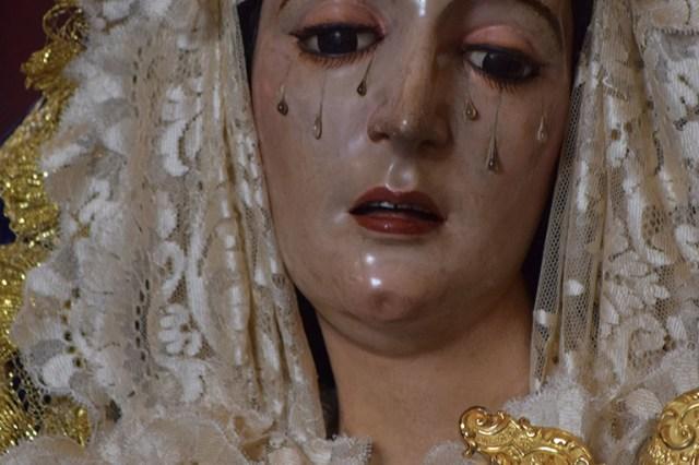 La Amargura celebra cultos con motivo de su aniversario fundacional