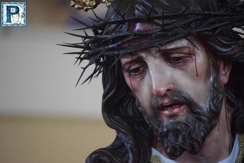 """A PIE DE PASO: """"El Señor de la Salud de San Rafael en San Telmo"""" (Año 2015)"""