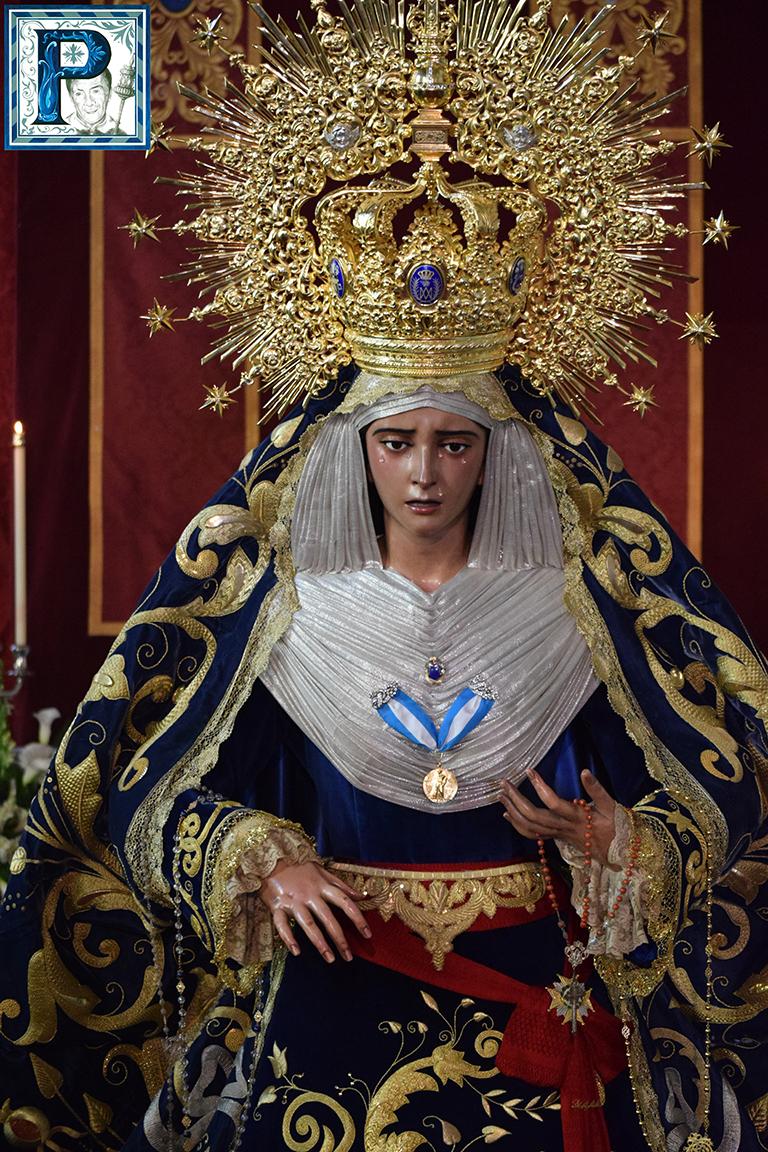 «LV Aniversario de la bendición de la Virgen de la Estrella» por Abelardo Escudero Torres
