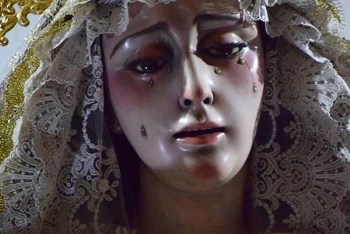 La Virgen del Buen Fin se traslada hoy a San Dionisio para presidir la Función Solemne en su honor