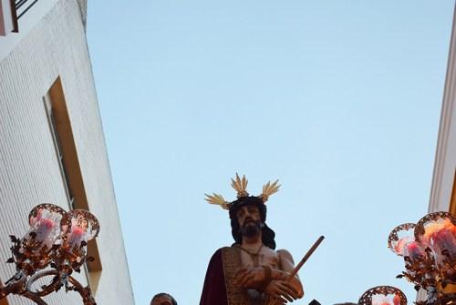 A PIE DE PASO: «El Ecce Homo en la Porvera»