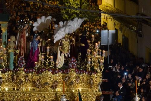 La Noche de Jesús en imágenes. Por Lucas Álvarez