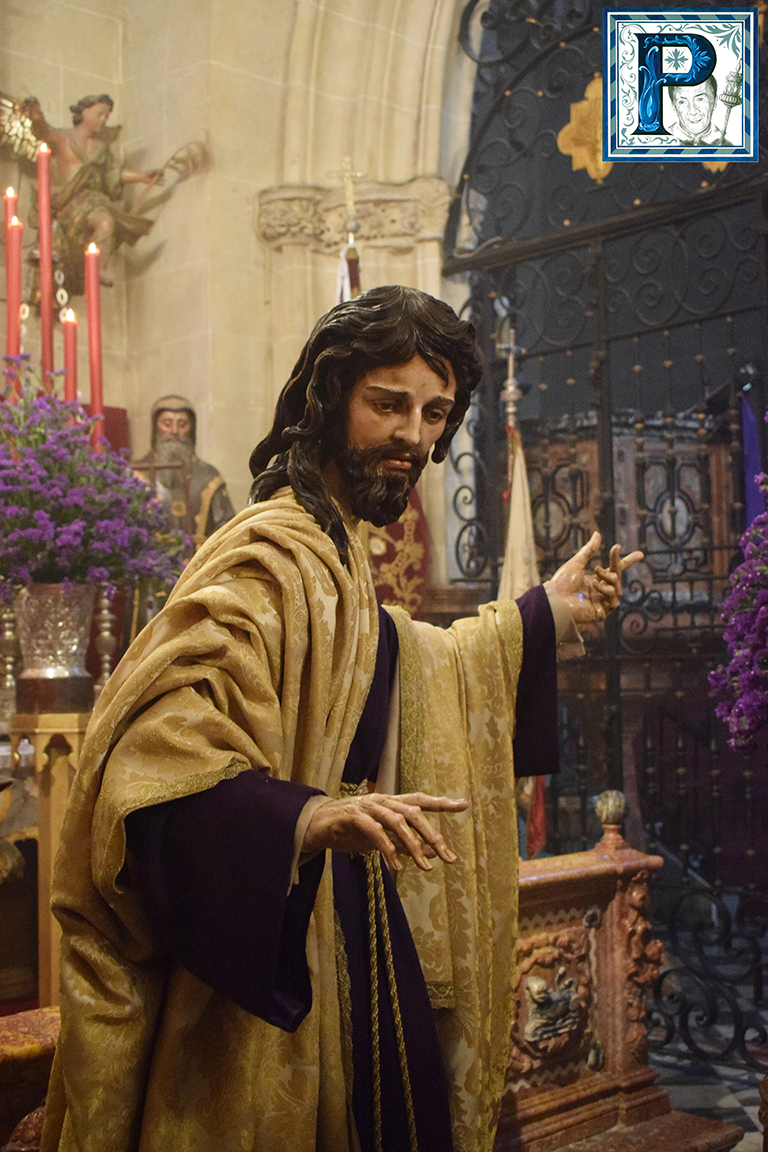 Cultos en la Hermandad de la Sagrada Cena