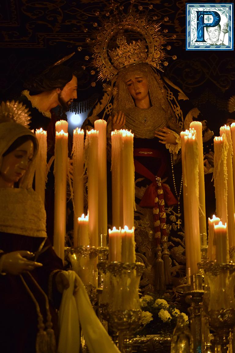 El Viernes Santo en imágenes. Por Lucas Álvarez