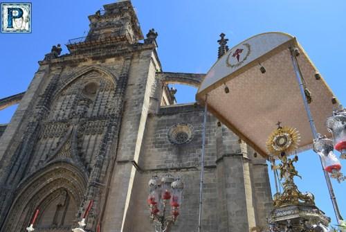 El Corpus de Santiago desde el objetivo de Lucas Álvarez