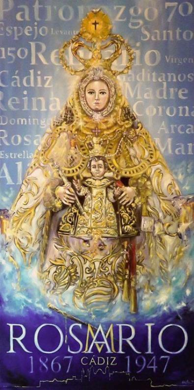 Cadiz presenta hoy en nuestra ciudad la Magna Mariana del próximo 24 de Junio