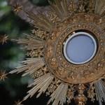 Cultos Sacramentales en Santa Ana