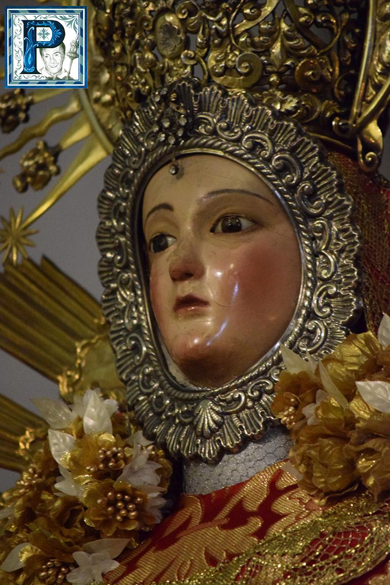 El Besamanos de la Virgen de Guadalupe desde el objetivo de Lucas Álvarez