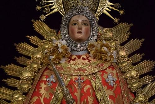 Guadalupe, eje de los cultos en San Lucas