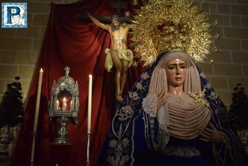 La Buena Muerte celebra la festividad del Dulce Nombre de María