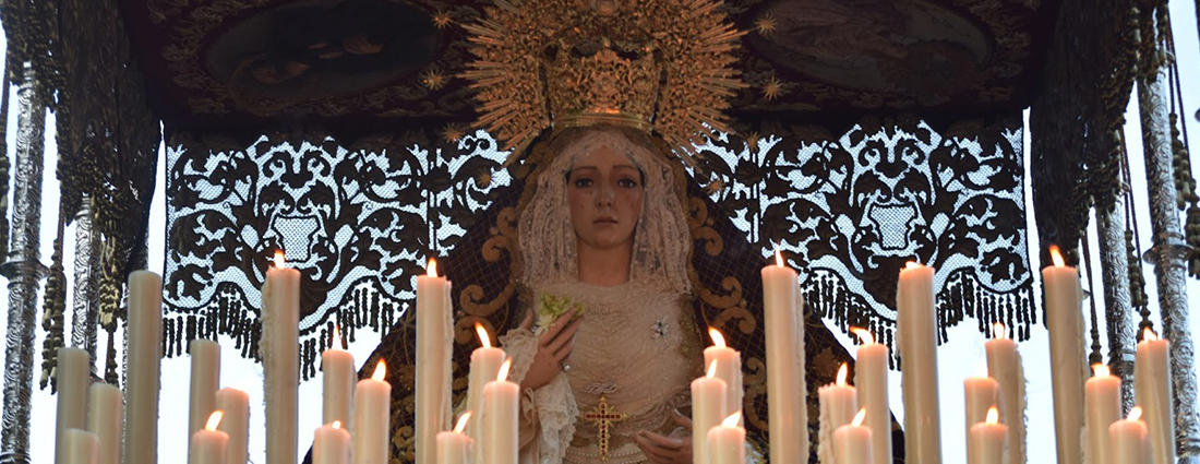 La Salida Extraordinaria de la Virgen de los Dolores en video