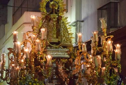 Varias procesiones en la provincia en la festividad de Todos los Santos