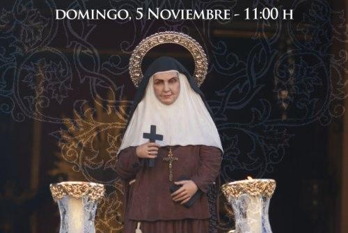 El Consuelo, fieles a la cita con Madre Angelita