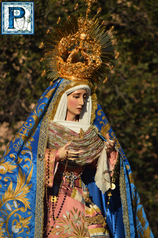 La Virgen de la Concepción se traslada este domingo a la Catedral para vivir una semana histórica