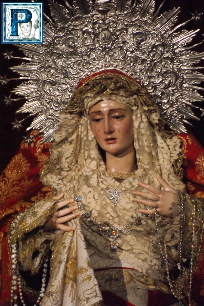 «María, virgen de las virgenes» por fernando cornejo