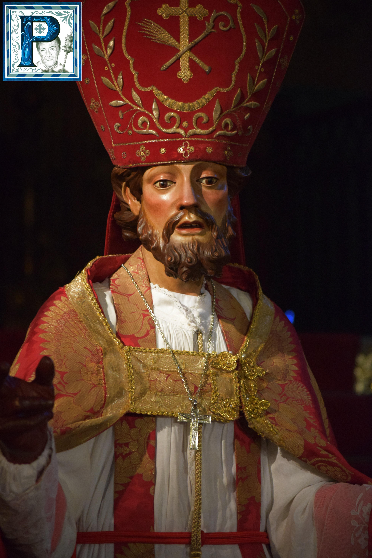 La festividad de San Blas y el besamanto de la Virgen de la Cabeza desde el objetivo de Lucas Álvarez