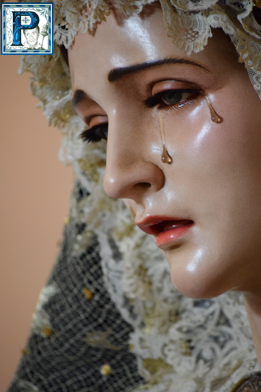 José Carlos Gutiérrez designado nuevo vestidor de la Virgen del Silencio