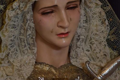 La Merced recibirá a la Virgen del Silencio