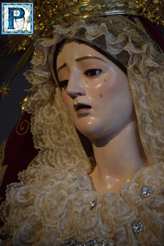 Cultos en honor a la Virgen del Perpetuo Socorro en la Ermita de Guía