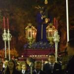 El Vía Crucis del Señor de la Entrega desde el objetivo de Lucas Álvarez