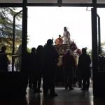La procesión de San José desde el objetivo de Lucas Álvarez