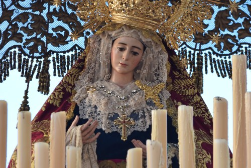 EN VIDEO: «La Virgen del Socorro en calle Carmen»