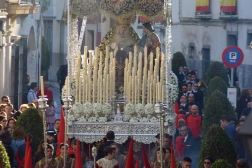 Las procesiones del Martes Santo desde el objetivo de Lucas Álvarez