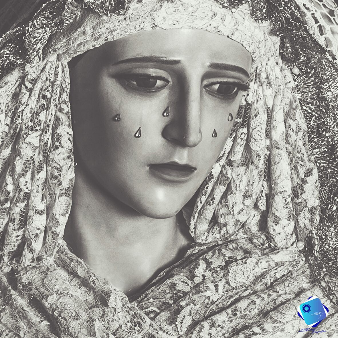 La Virgen de la Confortación regresa a Santo Domingo tras su restauración