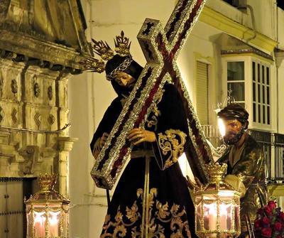El Nazareno de Arcos regresa hoy a San Angustín
