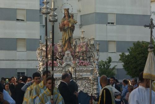 Galería histórica: «María Auxiliadora (Lora Tamayo)»