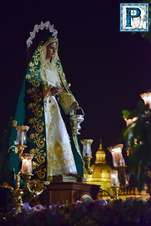 Santa Marta celebrará sus cultos en la Basílica de la Merced