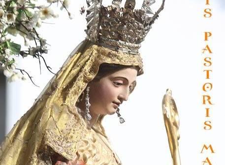 Ya se anuncia la tradicional salida de la Divina Pastora de las Almas