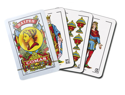 EL PRESTE: «Las cartas de la baraja»
