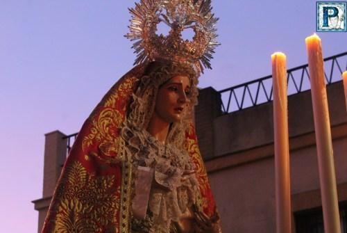 Rosario Vespertino de María Santísima del Silencio
