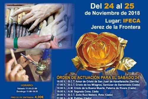 """Sorteamos dos entradas para el I Salon de Arte Sacro """"Jerez Cofrade"""""""