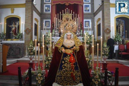La Candelaria celebra este domingo su tradicional Rosario de la Aurora
