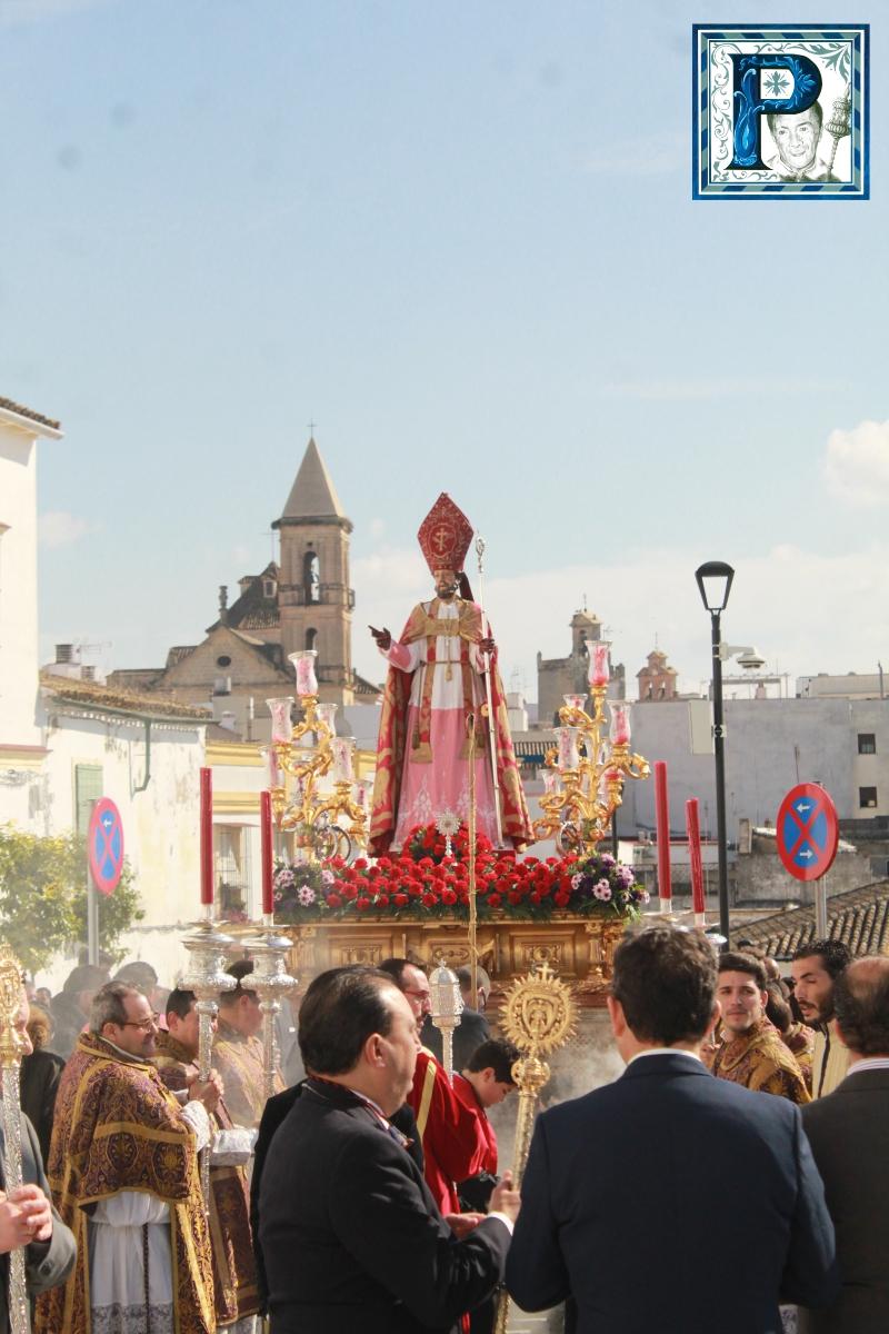 """📹EN VIDEO: """"Salida procesional de San Blas"""""""