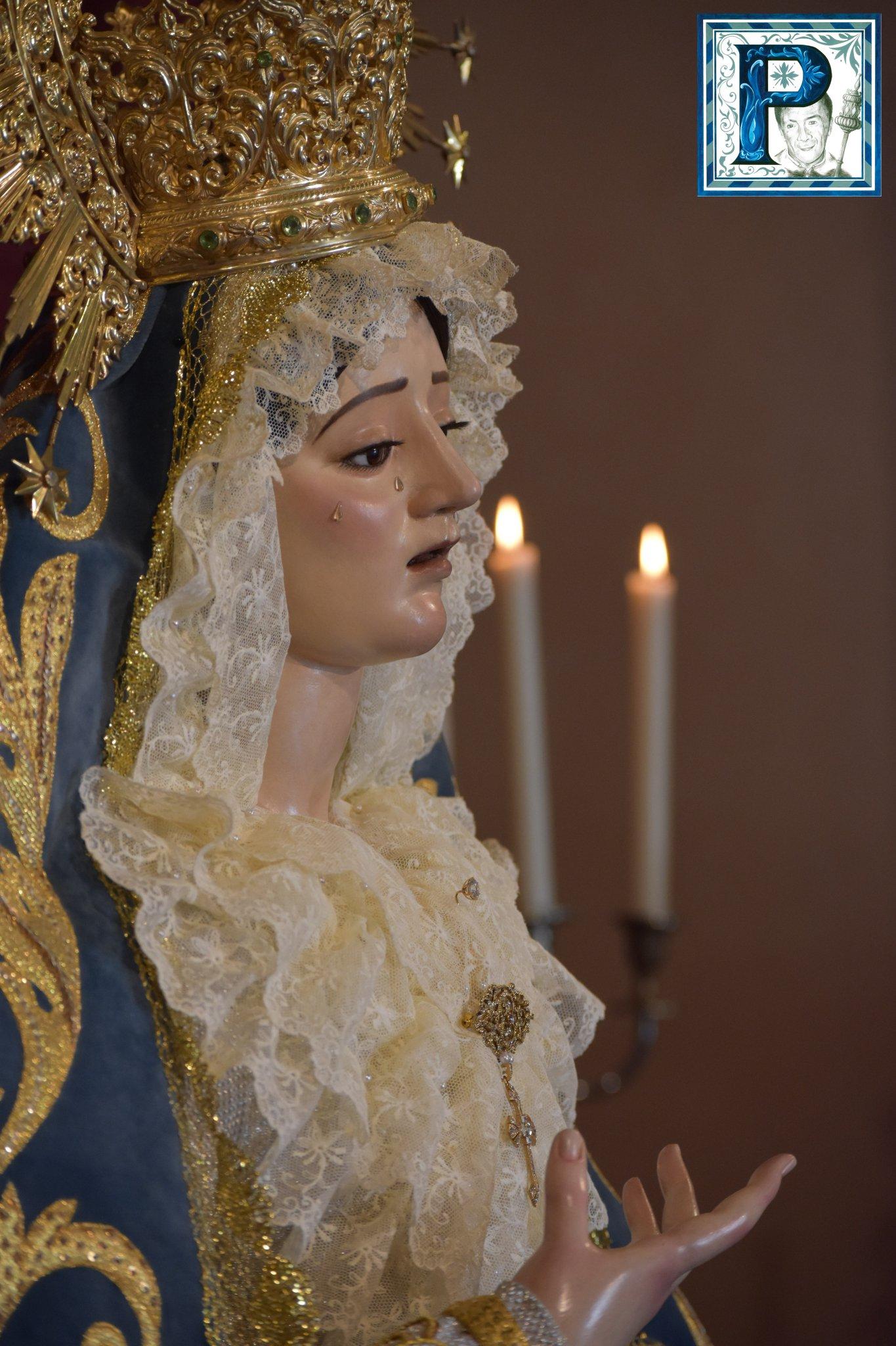 A PIE DE PASO: «Salida de la Virgen del Perpetuo Socorro»