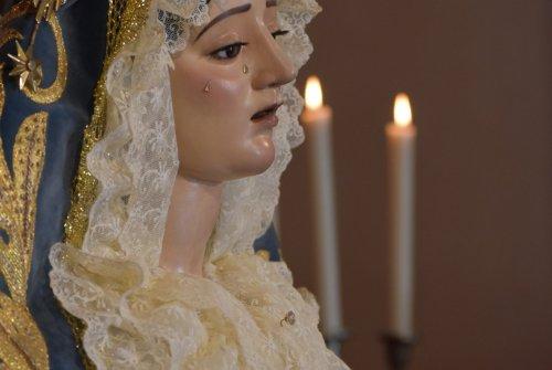 El Perdón fabrica mascarillas para apoyar al Hospital de Jerez