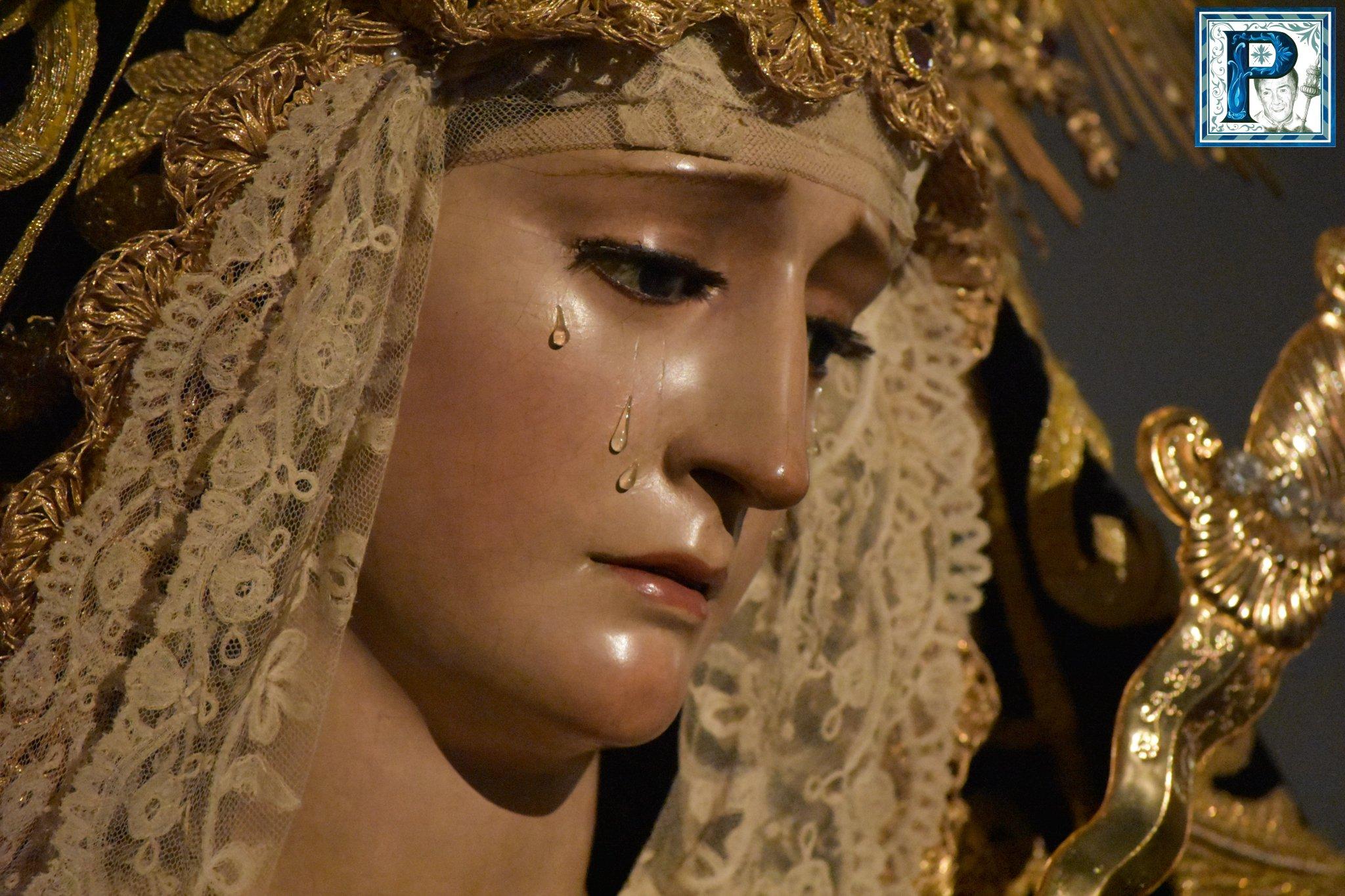 REGINA VIRGO MARIA, CAPÍTULO 9: «Dolores»