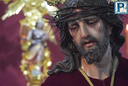 La Agrupación Musical «La Sentencia» seguirá acompañando al Señor de la Salud de San Rafael la próxima Semana Santa