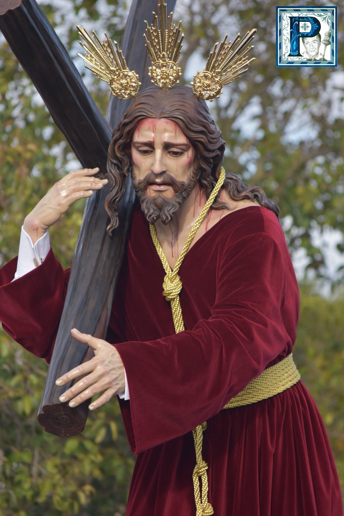 Vía Crucis presidido por el Señor de la Paz en Cuartillos